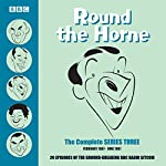 Round the Horne: Complete Series 3: Classic Comedy from the BBC Archives | Barry Took,Marty Feldman