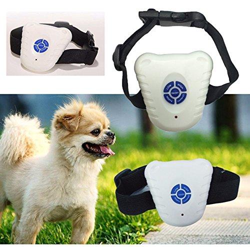 Bark Ultralight Sonic Control (Pet Dog Training Collar ABS Ultrasonic Electronic Anti-Barking Control Device)
