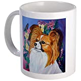 CafePress - Papillon Dog Lovely - Unique Coffee Mug, Coffee Cup