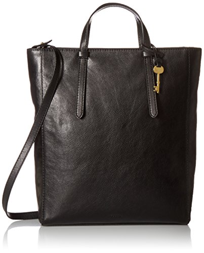 (Fossil Camilla Backpack, Black)