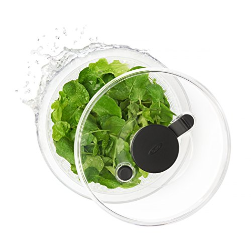 OXO Good Grips Little Salad & Herb Spinner by OXO (Image #5)