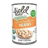 Natural Sea Beans,Og2,Great Northern 15 Oz (Pack Of 12)