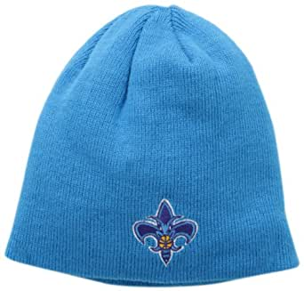 NBA New Orleans Hornets Basic Cuffless Knit Beanie, One Size