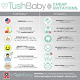 TushBaby The Only Safety Certified Hip Seat Baby