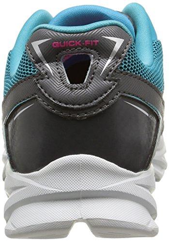 Skechers Womens Go Run Vortex Scarpe Da Ginnastica Carbone / Blu