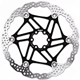 Hope Floating Disc Brake Rotor (Black, 203mm)