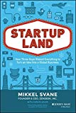 img - for Startupland: How Three Guys Risked Everything to Turn an Idea into a Global Business book / textbook / text book