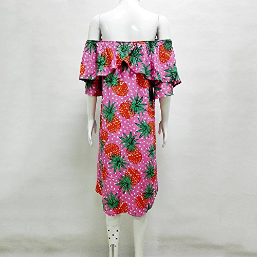 Women Mini Beach Dress Short Party Dress Tube Tunic Shirt Dress Casual Skirts  5