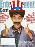 Entertainment Weekly October 20, 2006 - Borat (#903)