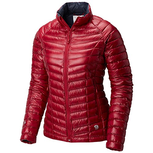 Mountain Hardwear Womens Ghost Whisperer Insulated Down Water Repellant Jacket, Non-Hood -Cranstand - ()