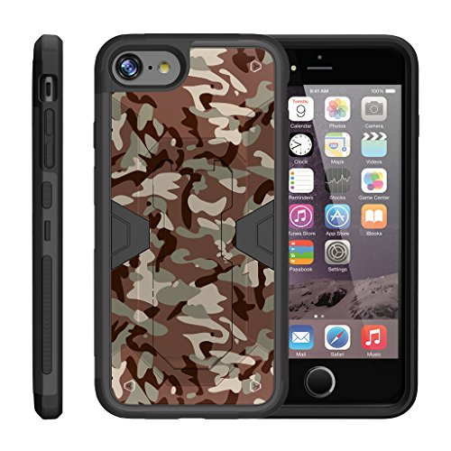 (TurtleArmor | Compatible for Apple iPhone 7 Plus Case | (5.5