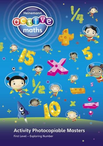 Heinemann Active Maths - First Level - Exploring Number - Activity Photocopiable Masters ()
