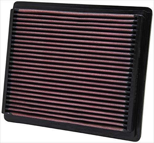 - K&N engine air filter, washable and reusable:  1997-2011 Ford/Mercury/Mazda (Ranger, Explorer, Mountaineer, B2300, B3000, B4000) 33-2106-1