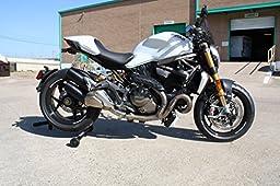 T-Rex Racing 15-on Ducati Monster 821 1200 S 1200S Frame Sliders