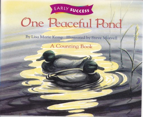 Peaceful Pond, Early Success Level 1 Book 29: Houghton Mifflin Early Success (Rd Early Success Lib 1996)