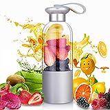 Personal Blender - Portable Blender Bottle for Shakes and...