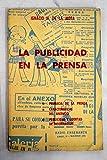 img - for La publicidad en la prensa book / textbook / text book