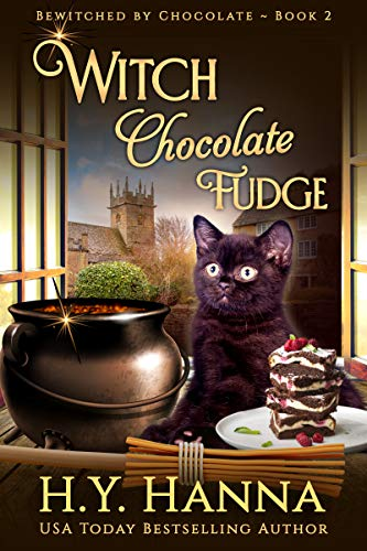 Witch Chocolate BEWITCHED CHOCOLATE Mysteries ebook product image