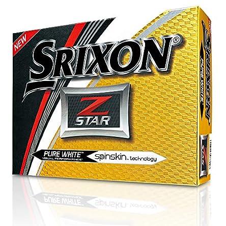 Srixon Z Star 5 Golf Balls (One Dozen)