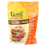Ian's Panko Breadcrumbs - Gluten Free - Case of 8 - 7 oz.