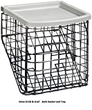 Basket and Tray (Both) for Drive 3-Wheel Rollators (815B and 816T)