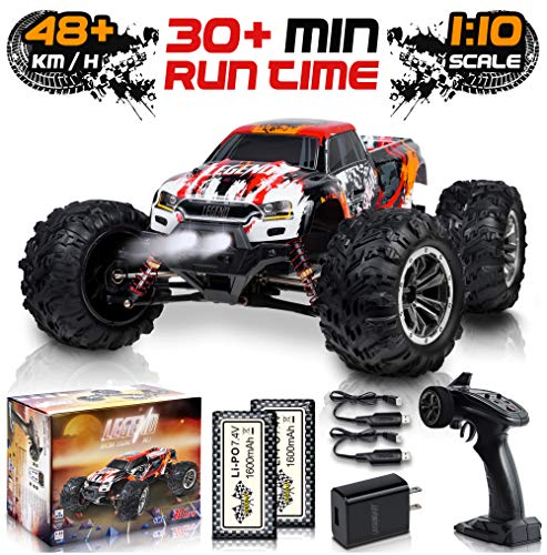 The 10 best rc off road trucks 4×4 waterproof 2020