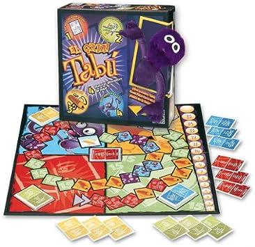 Hasbro Juegos de Adultos Gran Tabu 04199105: Amazon.es: Juguetes y ...