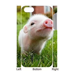 DDOUGS Piggy High Quality Cell Phone Case for Iphone 4,4S, Cheap Iphone 4,4S Case