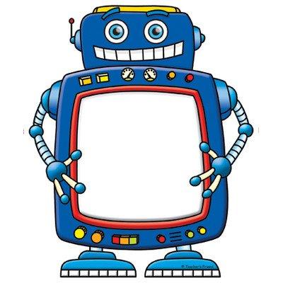 UPC 078073118557, Teachers Friend Cool Robot Note Pad