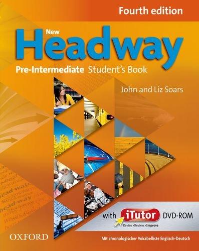 New Headway Pre-Intermediate. Wordlist Student Book + DVD (Germany & Switzerland)