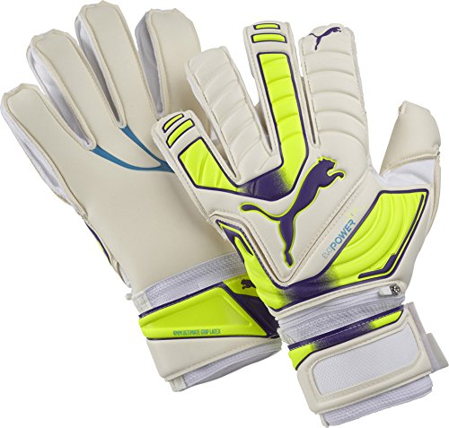 - PUMA evoPOWER PROTECT 1 Finger Save Protection Goalkeeper Gloves For Football