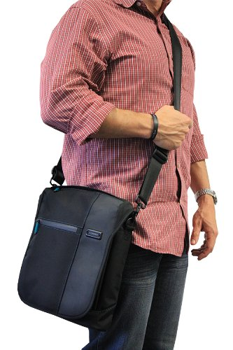 Skooba Design, Satchel, Smal laptop or tablet carrying case, Durable