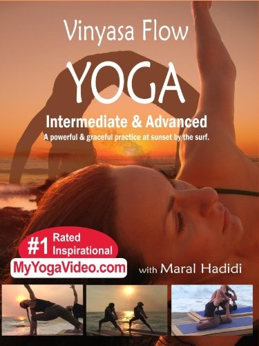 Vinyasa Flow Yoga, Grace, Power, Surf, and Sunset, Intermediate & Advanced (Vinyasa Yoga Advanced compare prices)