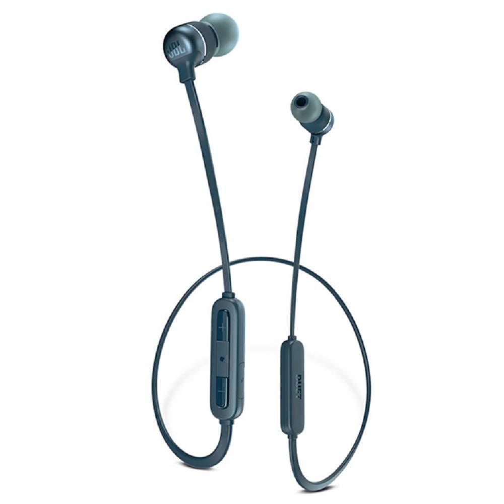 JBL Duet Mini 2 Bluetooth Wireless in Ear Headphones Blue (Renewed)