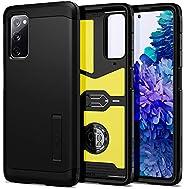 Spigen Tough Armor Works with Samsung Galaxy S20 FE Case (2020) - Black