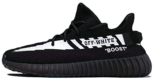 new styles 6132d f95c1 BESTSALED The X Yeezy Boost 350 V2 off White Black White Uomo Donna  Sportive Fitness  Amazon.it  Scarpe e borse