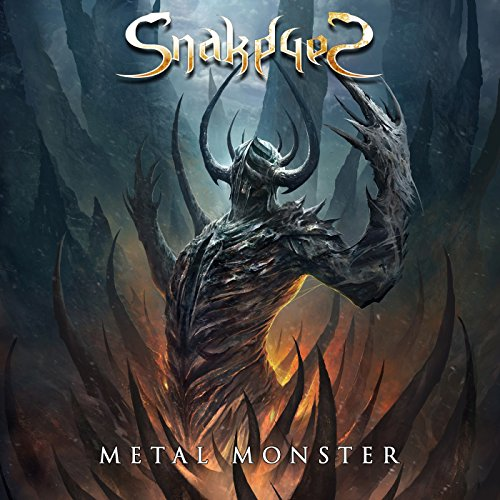 Snakeyes - Metal Monster - (RCDR2100) - CD - FLAC - 2017 - WRE Download