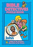 img - for Bible Detectives John (Activity) book / textbook / text book