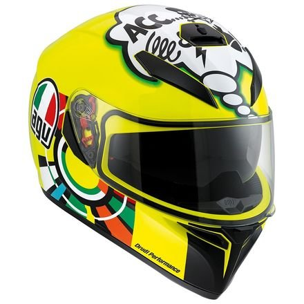 Used, AGV Unisex-Adult motorcycle helmet Multi X-Small for sale  Delivered anywhere in USA