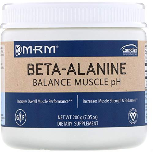 MRM Beta-Alanine Balance Muscle pH 7 05 oz 200 g