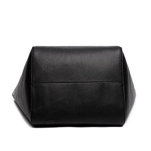Bag Black Handbags Leather Tote SIFINI Bags Bags Women Clutches Top Ladies Bag Bag Large Shopping Shoulder Capacity Handle qwTdIxE