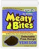 Addiction Pet Foods Venison Meaty Bites Snack Treats, 12-Ounce, My Pet Supplies
