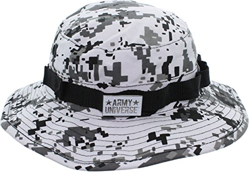 Army Universe City Digital Camouflage Tactical Boonie Bucket Hat Pin - Size X-Large 7 ¾