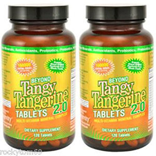 (Btt 2.0 Tablets - 120 Tablets - Twin Pack)