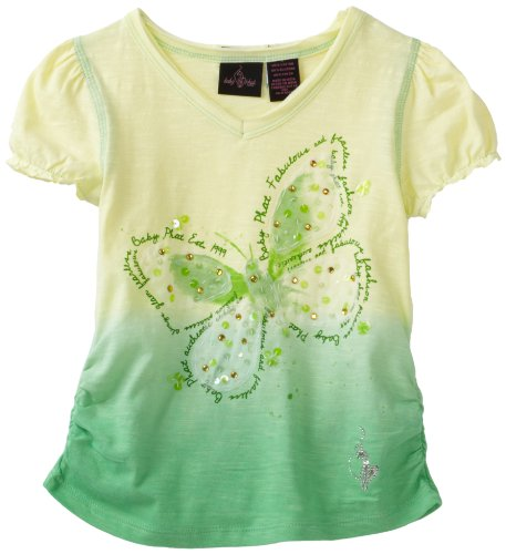 Baby Phat - Kids Big Girls' Butterfly Tee