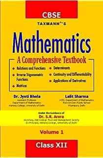 Comprehensive Mathematics XII - Vol  1 & 2: Amazon in: Parmanand