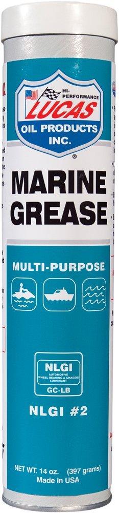 Lucas Oil 10320 Marine Grease; Multi-Purpose;14 Ounce