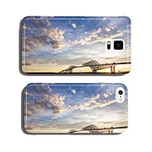 Sunset of Tokyo Gate Bridge cell phone cover case Samsung S5