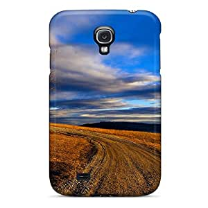 New Shockproof Protection Case Cover For Galaxy S4/ Road To Somewhere Case Cover