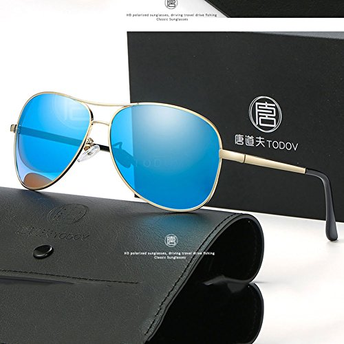 Mirror DT 2 Style Color Driving de Driver Sunglasses Gafas Sol Polarizing New 3 1wrP016q